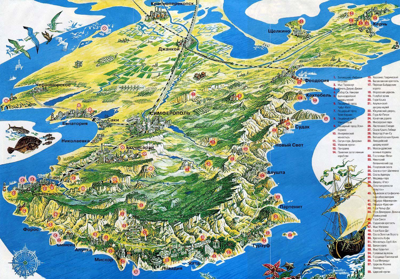 Карты севастополь достопримечательности для сайта dle хостинг игровых серверов