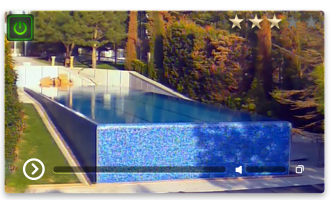 Онлайн камера в бассейне