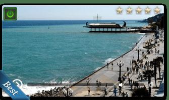 веб камера ялта бассейн интурист Гостиничный Комплекс Ялта-Интурист, Ялта, Крым