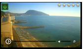 Веб-камеры Крыма: Веб-камеры в Гурзуфе: Ай-Даниль